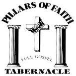 Pillars Of Faith Full Gospel Tabernacle Logo